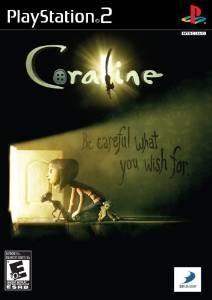 coraline - playstation 2