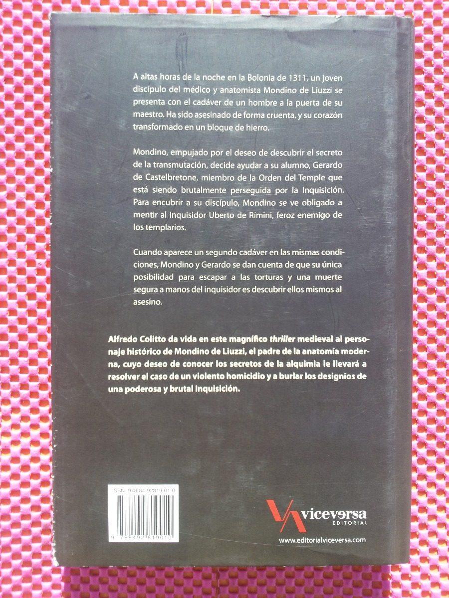 Corazón De Hierro Alfredo Colitto Viceversa - $ 200,00 en Mercado Libre