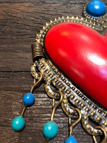 corazón de latón shakiras
