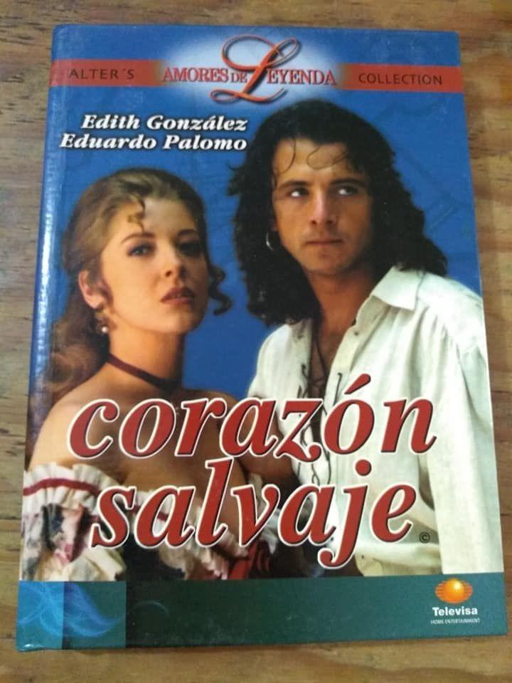 Corazon Salvaje Book
