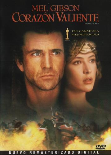 corazon valiente braveheart mel gibson pelicula dvd
