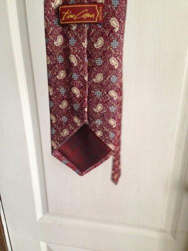 corbata 100 % seda