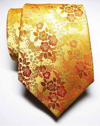 corbata 100% seda