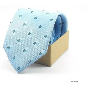 Corbata 8cm De Ancho - Jaquard Microfibra Nacional - Varios Modelos - Excelente Calidad