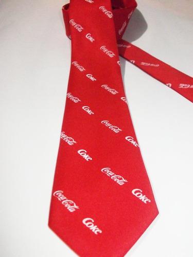 corbata coca cola - de colección