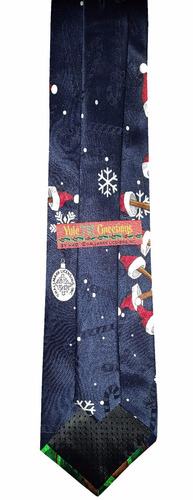 corbata de coleccion para navidad !!!