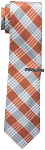 corbata de la tela escocesa de la tela cruzada de los hombre