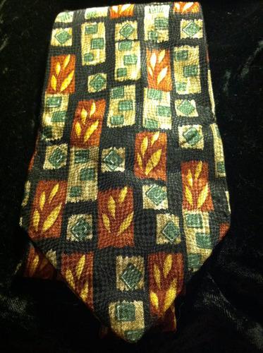 corbata de seda italiana sartori