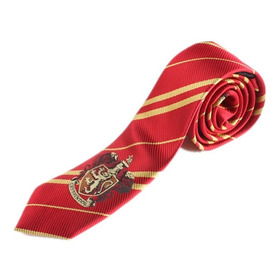 Corbata Griffindor Hogwarts De Harry Potter Bordado