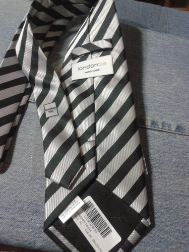 corbata london tie jacquard fiesta