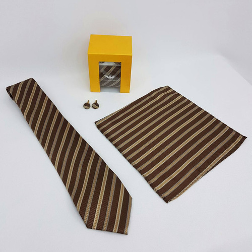 corbata+mancuernillas+pañuelo hugo boss & armani enviogratis