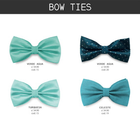 Corbatín Tie Corbata Michi Bow Mr bou Adulto Varios5 Colores y08OmNvnw