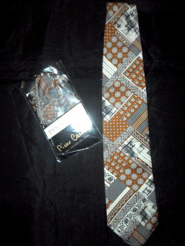 corbata pierre cardin