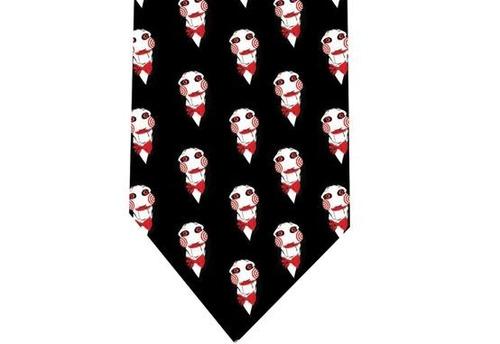 corbata saw - juegos del miedo cine terror modelo 2