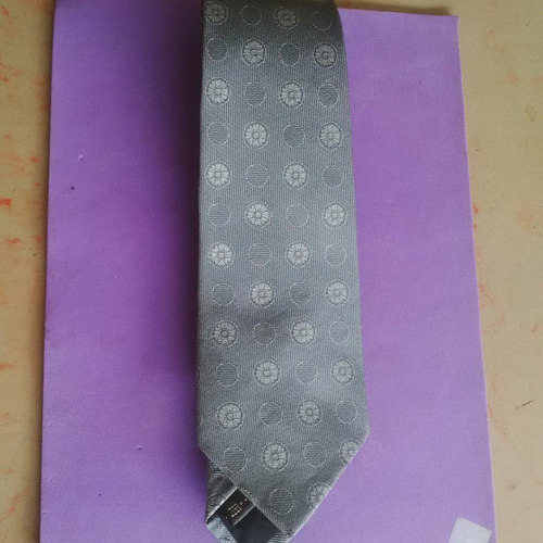 corbata seda ermenegildo zegna (100% original)