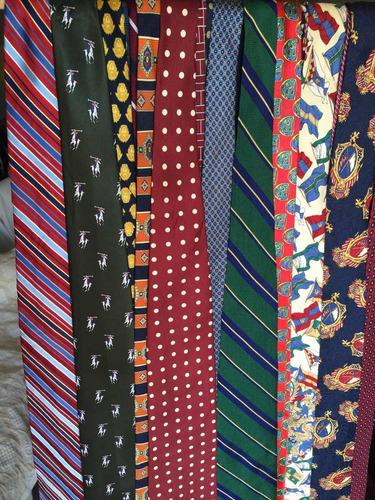 corbata tommy hilfiger original de seda comprada en usa.