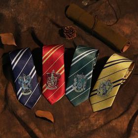 Corbatas Harry Potter | Gryffindor / Hufflepuff / Slytherin