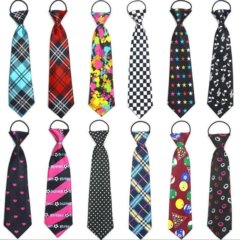 gran surtido estilo exquisito lo mas baratas Corbatas Para Niños Estampadas Varios Modelos