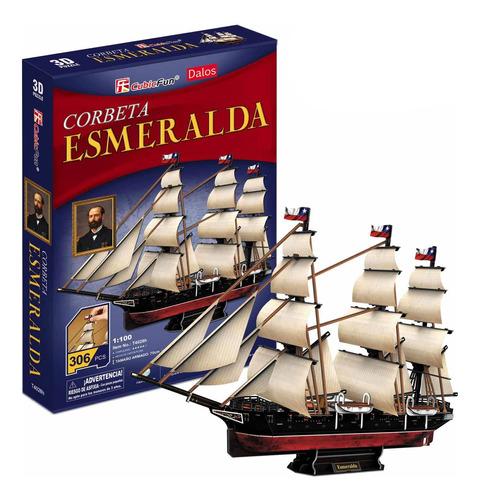 corbeta esmeralda de arturo prat