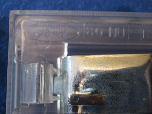 corcel 2 e belina - luz cortesia nova original com logo ford