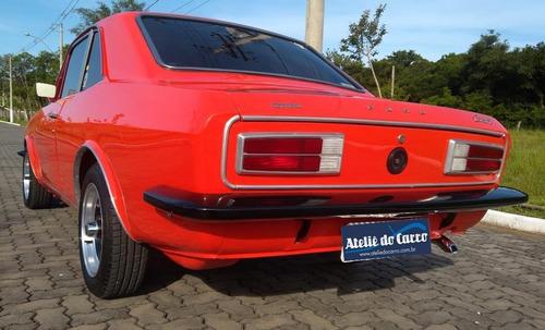 corcel luxo 1977 ar condicionado diferenciado ateliê do carr