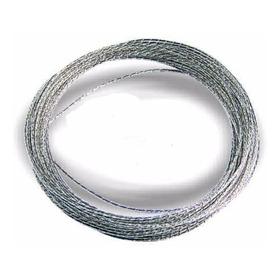 Corda Arame P/ Varal 7 Fios Com 10 Metros Super Resistente