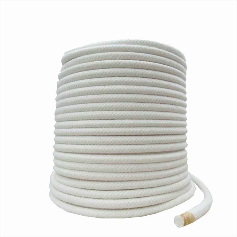b3327063f86c1 Corda De Algodão Capoeira 12mm   30m + 6 Tubos De Corante - R  196 ...