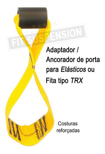 corda em suspensão pro tipo trx marca fit suspension ótimo