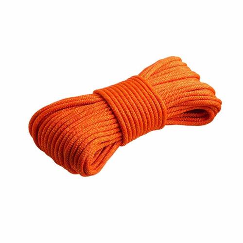 corda k2 semi-estática laranja 11,5mm  (100 mts)