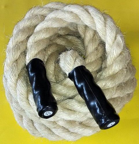 corda naval sisal 50mm - 10 metros