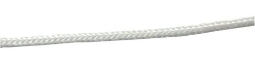 corda pet 4mm 10 metros poliester itacorda cor branca