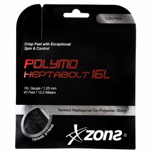 corda polymo heptabolt 16l 1.25 - set individual