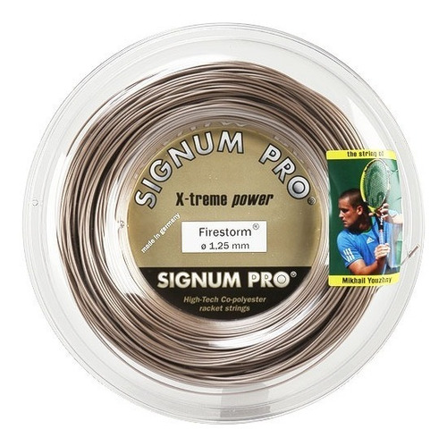 corda signum pro firestorm 1.20/1.25/1.30mm - rolo 200m