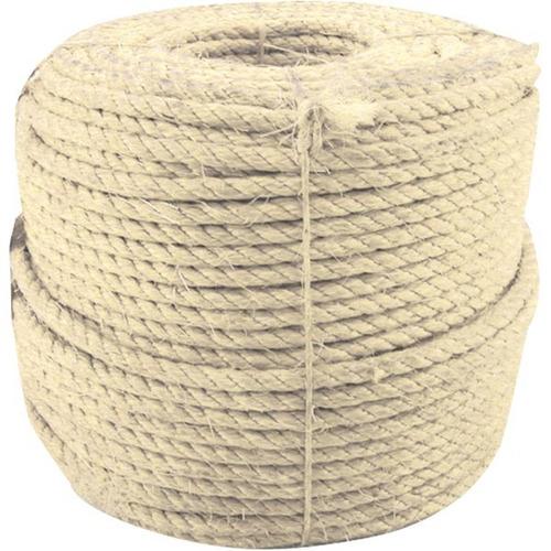 corda sisal  16 mm - 5/8 c/220 mt