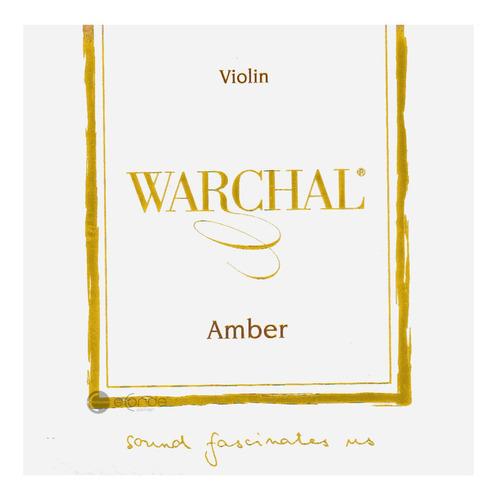 corda sol violino - warchal amber