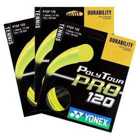 Corda Yonex Poly Tour Pro - Pack 3 Sets