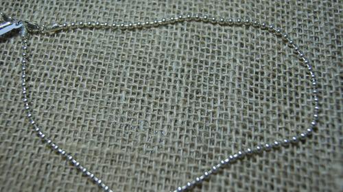 cordao em prata 925k - 79