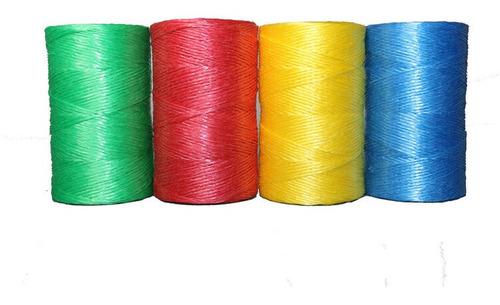 cordel para amarres en general de 12 bobinas