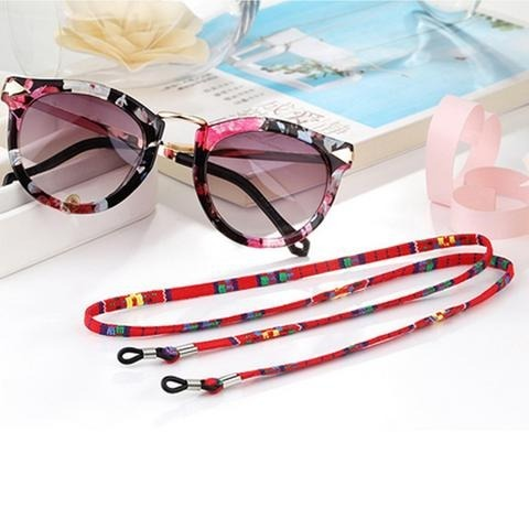1f4b5617afb54 Cordinha Para Óculos Étnico Colorido - R  22