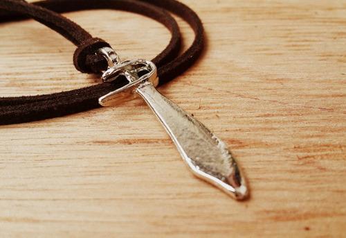 cordão camurça spada egípcia