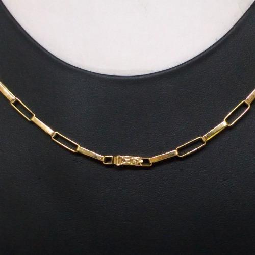 891653476b6 Cordão Cartier Masculino Ouro 18kl 750 Maciço 16 Gramas 60cm - R ...
