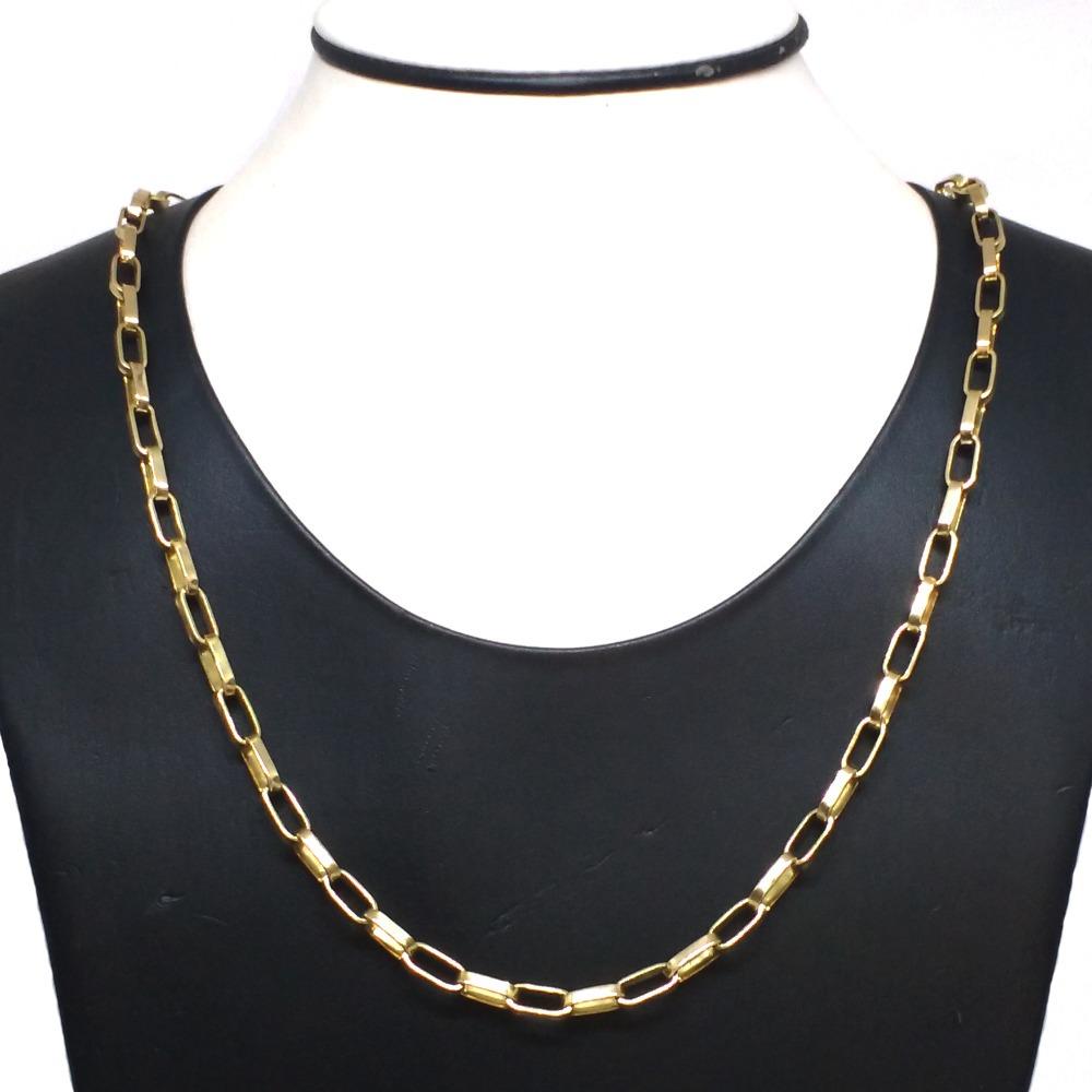cfade1a4b1f cordão cartier ouro 18kl 750 masculino 60cm 25 gramas maciço. Carregando  zoom.