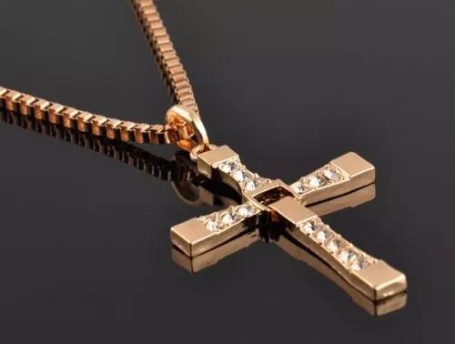 cordão colar cruz toretto velozes e furiosos frete grátis