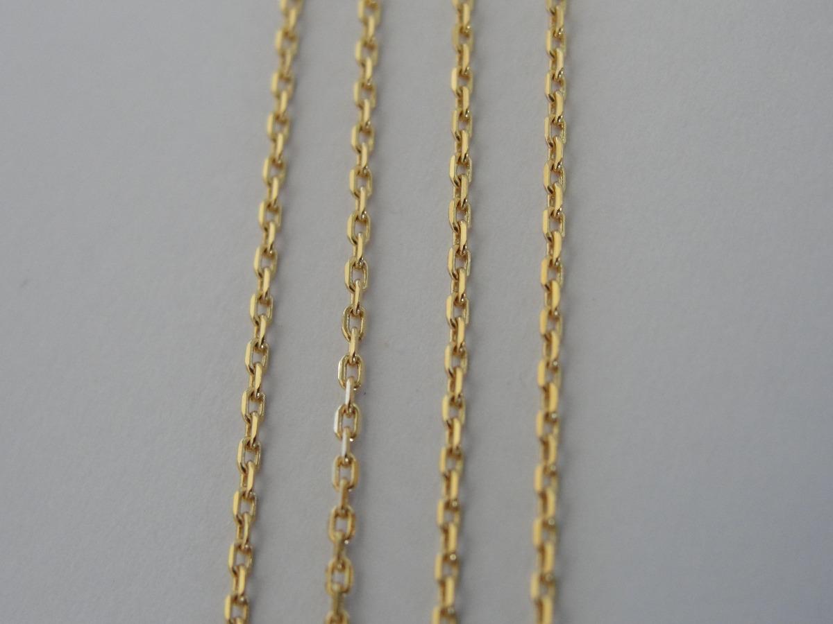8f5bab1f98a cordão   corrente ouro 18k maciço - malha cartier - feminino. Carregando  zoom.