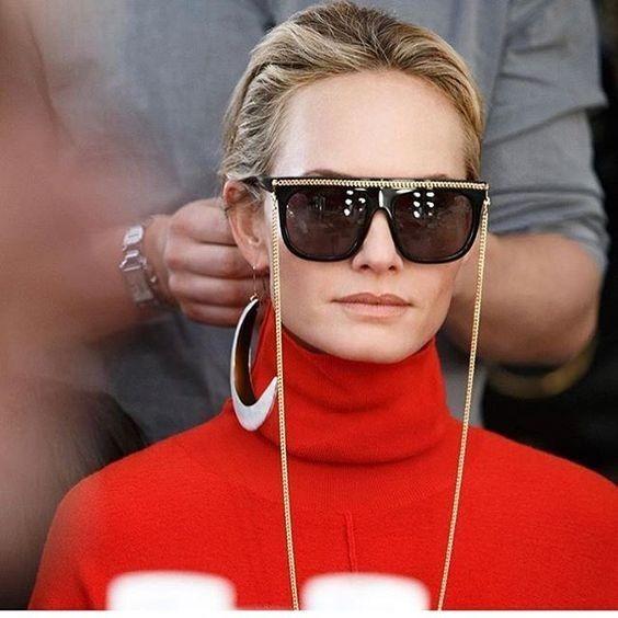 Cordão Corrente Para Óculos Salva Óculos Correntinha Fina - R  23,00 em  Mercado Livre a66d5469a8