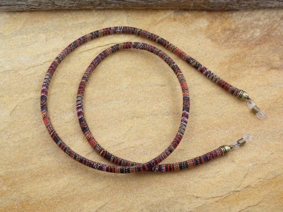 c4619f9ea cordão de oculos colorido etnico acessorios bijuterias. Carregando zoom.