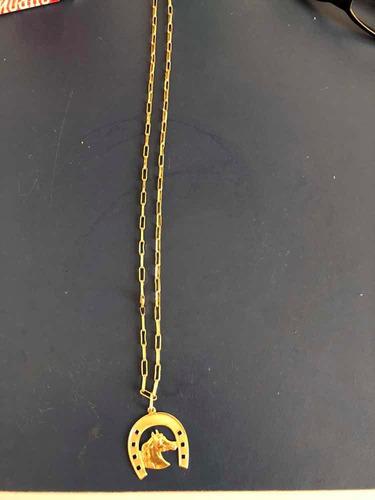 cordão de ouro 18k 2000$