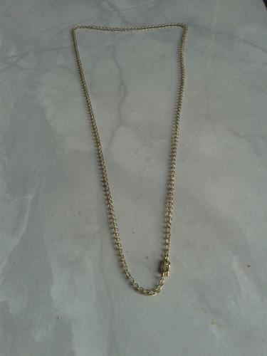 cordão de ouro 8g