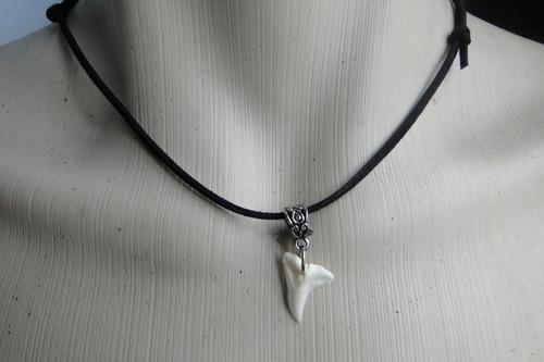 cordão dente de tubarão /tailândia c/ rastreamento