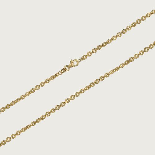 cordão masculino em ouro 18k (750) - 60cm